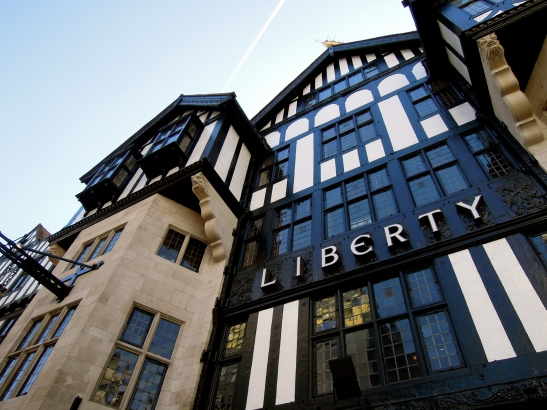 Liberty: your second home and the co-creator of your first